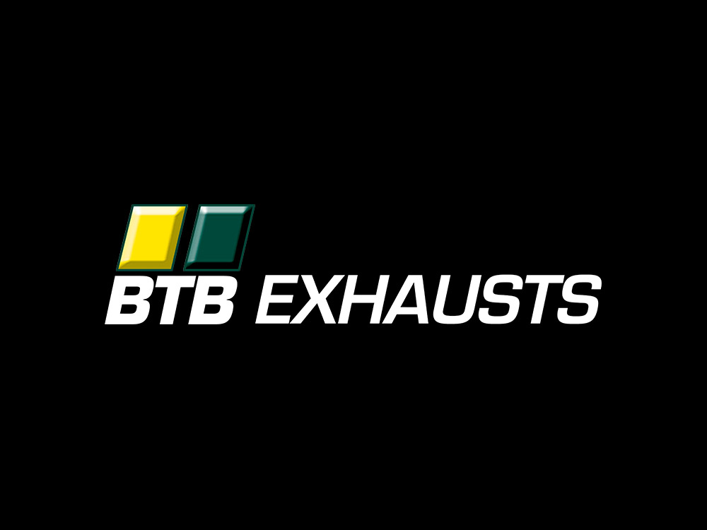BTB Exhausts site preview