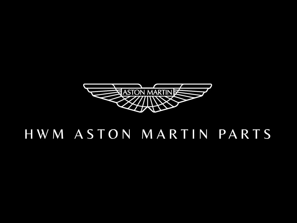 Aston Martin Parts site preview