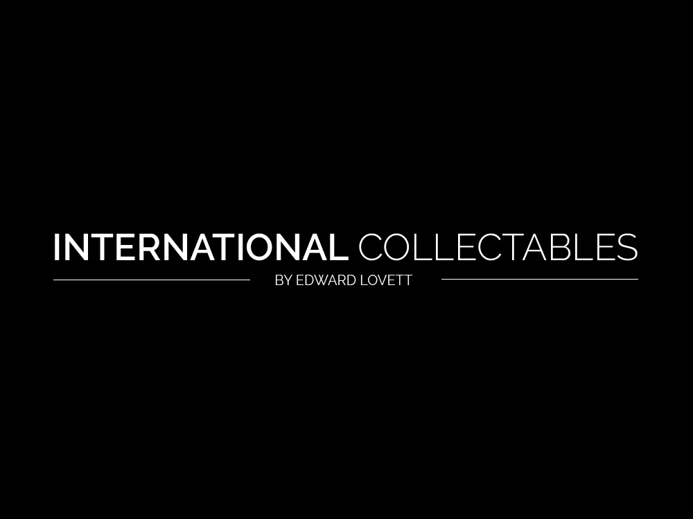 International Collectables by Edward Lovett