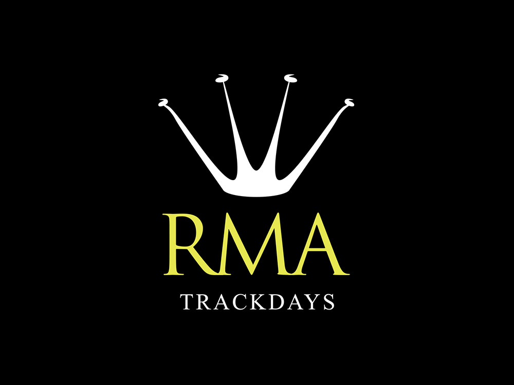 RMA Track Days site preview