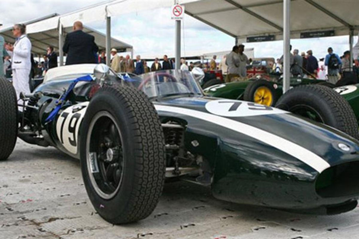 Cooper T53 Lowline for sale