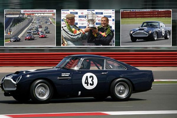 Silverstone Classic, the definitive Festival for all car enthusiasts