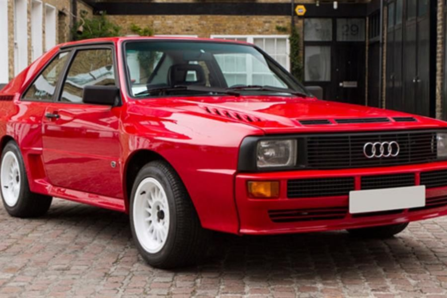 Audi Sport Quattro SWB for sale
