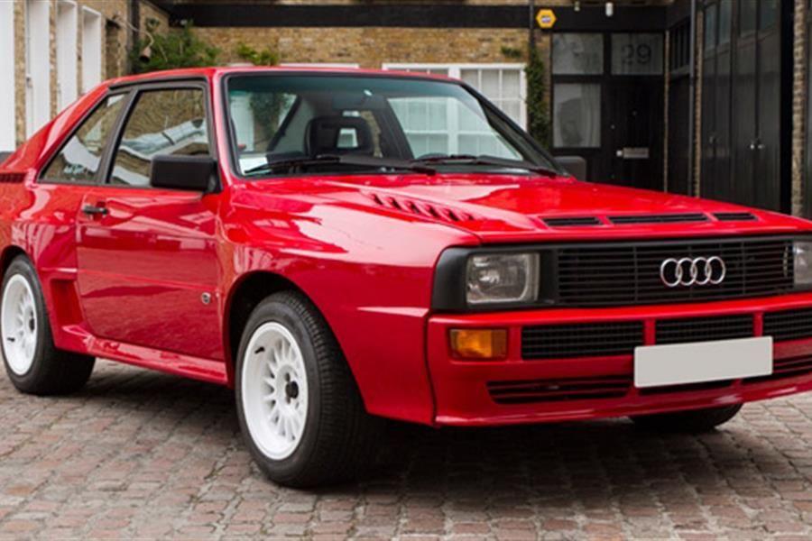 Audi Sport Quattro SWB For Sale News Racecar - Audi quattro