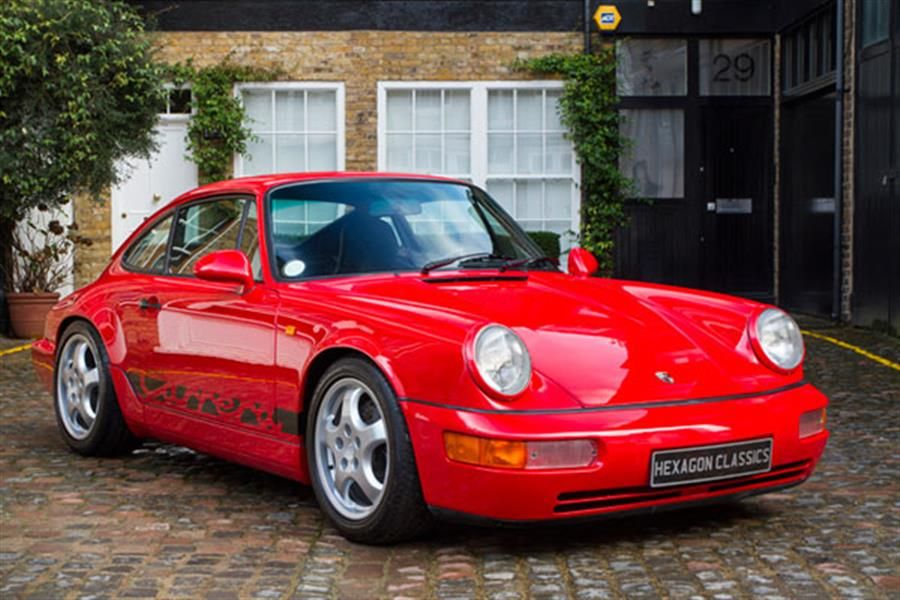 Porsche 964 RS for sale