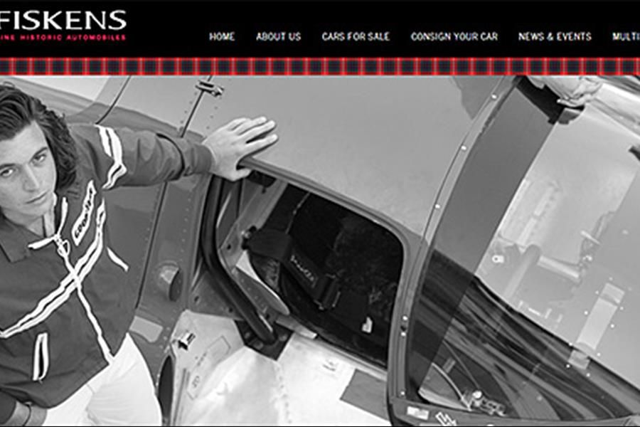 Fiskens - new site by Racecar