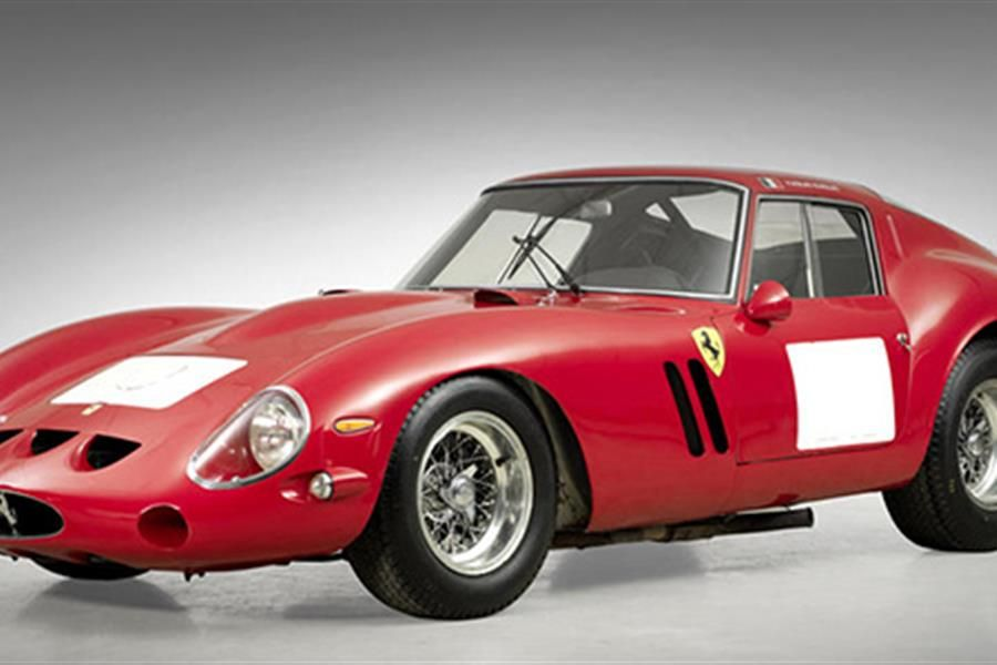 Maranello Rosso Collection to be auctioned by Bonhams