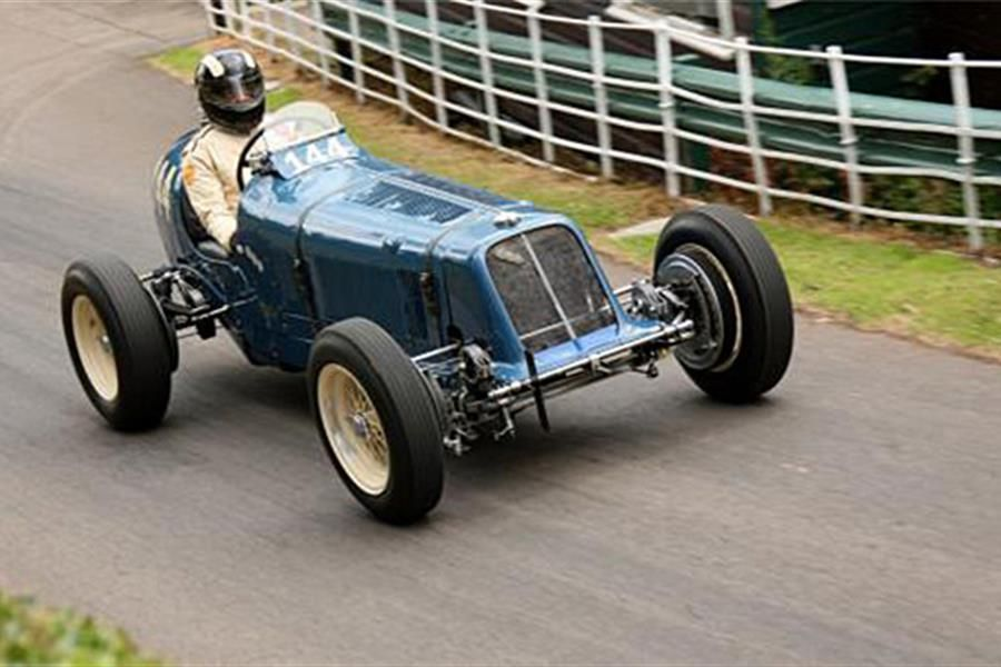 A weekend of contrasts at Shelsley Walsh Hillclimb