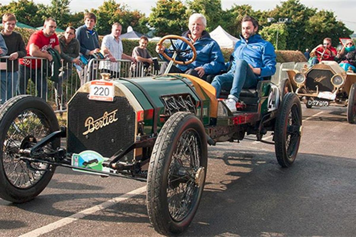 Kop Hill Climb celebrates 6th year of revival