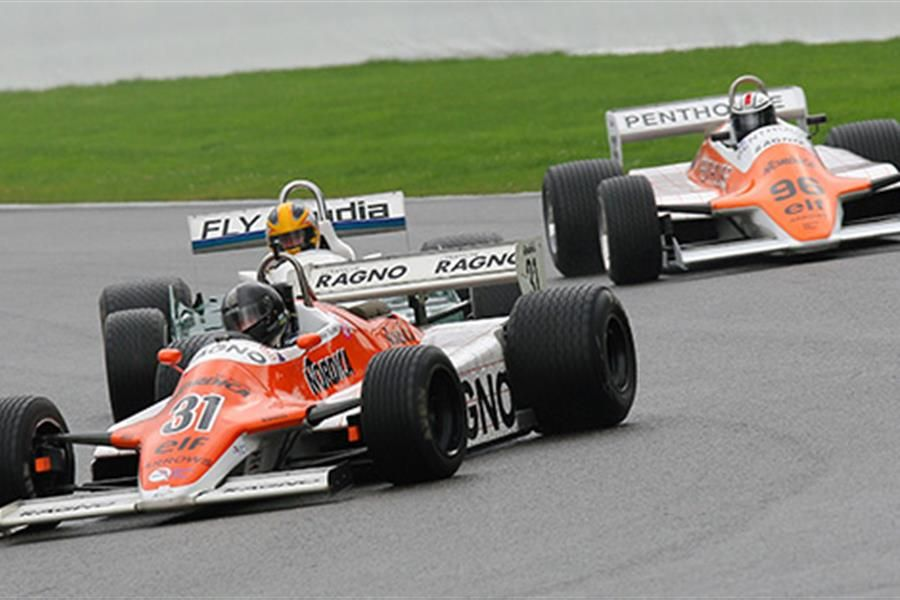 Steve Hartley takes FIA Masters Historic Formula One Championship title