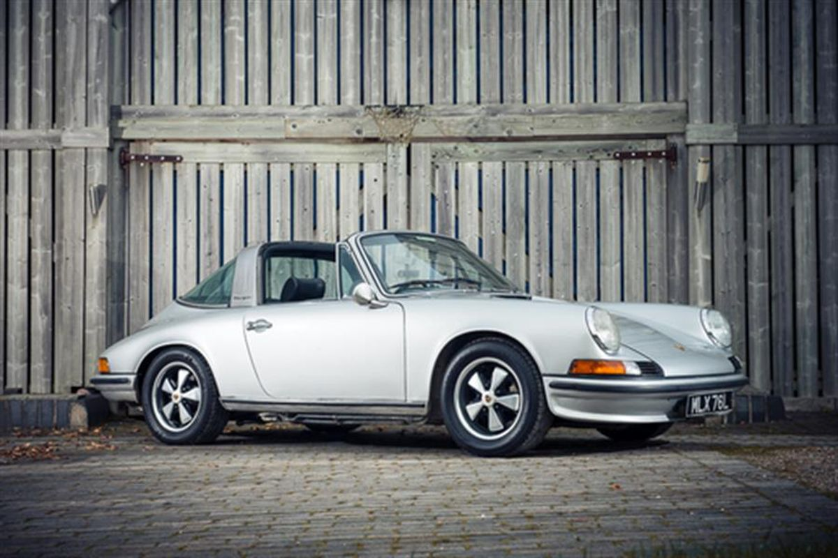 Stunning classics already consigned for Race Retro Sale