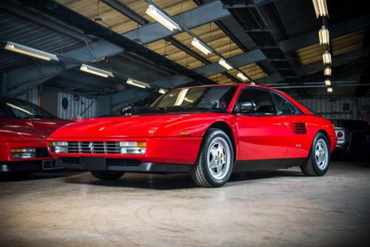 Incredibly low mileage Italian collection for Race Retro