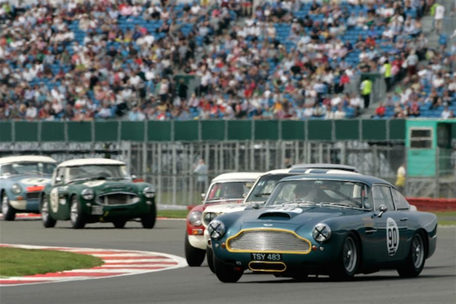 Battle of Britain races added to Silverstone Classic bill