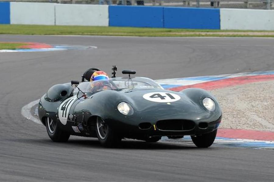 JD Classics looks to continue racing success with 4 Donington Historic Festival entries