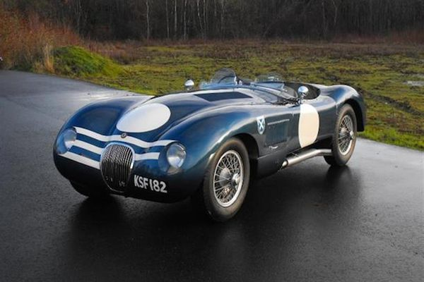 Legendary line up: Jaguar Heritage cars of the Mille Miglia