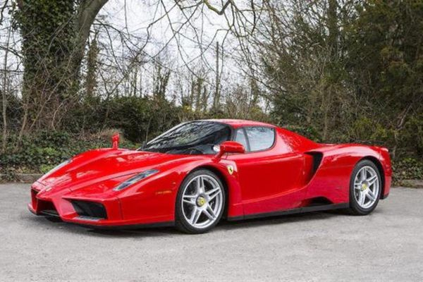 Don Car Leone Ferrari Enzo up for grabs