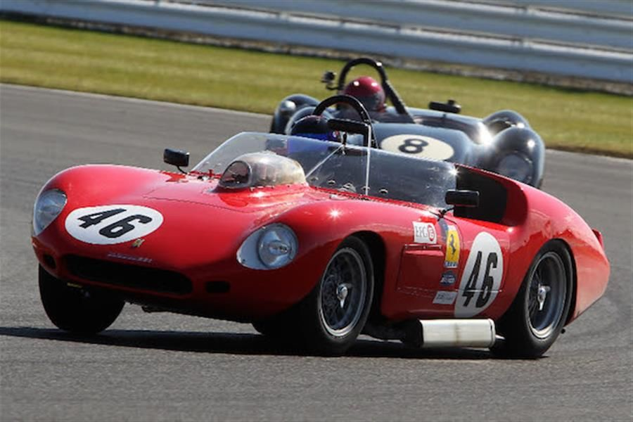 Largest single day Silverstone Classic crowd witness packed schedule of races