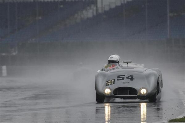 JD Classics takes a victory and two class wins during tricky Silverstone Classic