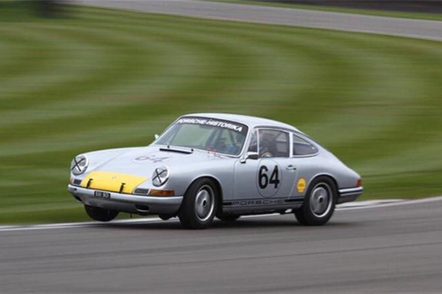 Fastest Porsche 901 historic racecar for sale
