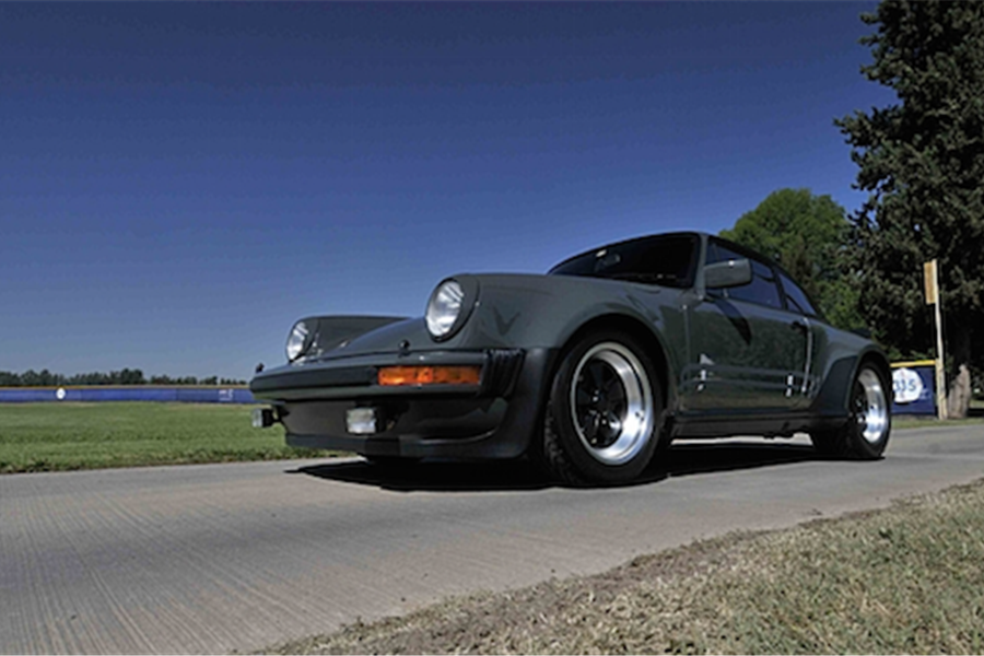 Steve McQueens's 1976 Porsche 930 Carrera Turbo Coupe sells for USD 2.1 million