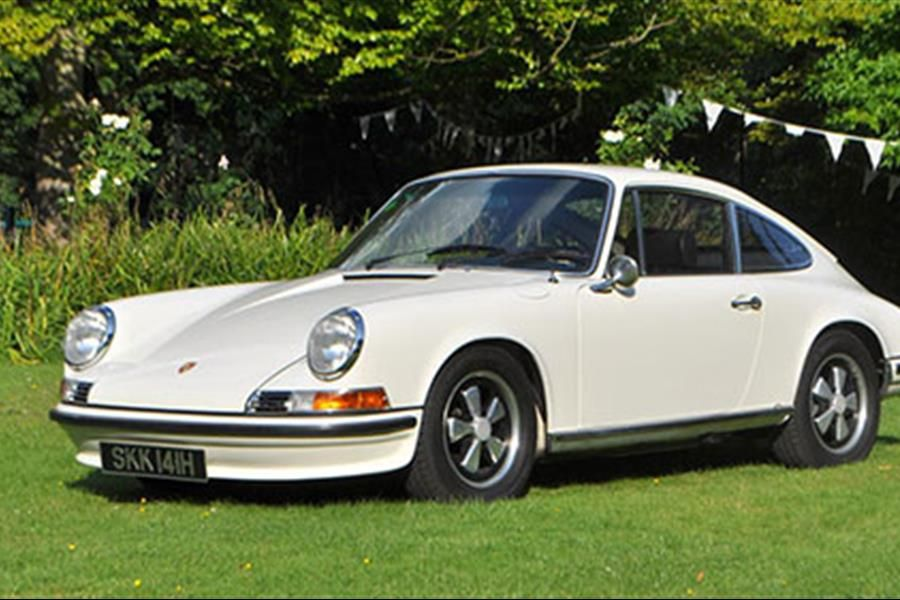 COYS to hold largest historic Porsche auction in the world