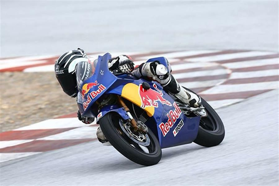 Thomas Strudwick joins Red Bull MotoGP Rookies Cup selection event