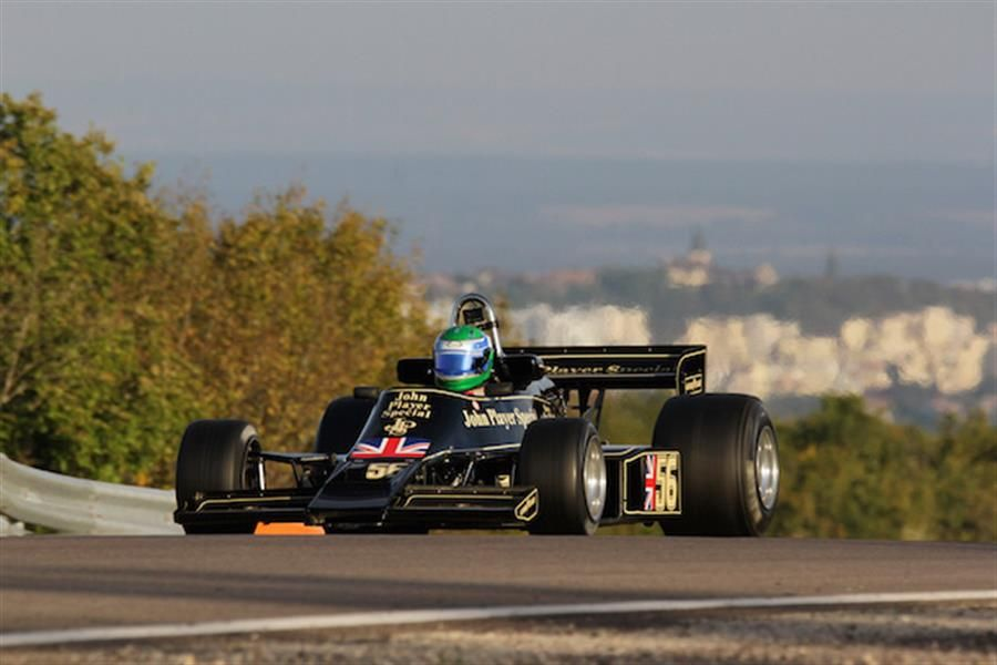 Nick Padmore Crowned 2015 FIA Masters Historic Pre-'78 F1 Champion at Dijon