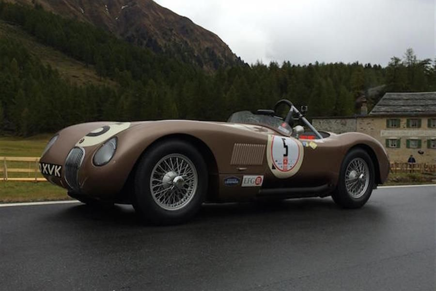 JD Classics celebrates successful Bernina Granturismo