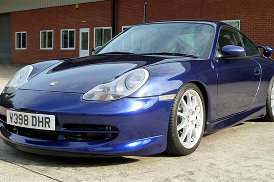 Porsche 996 GT3 Mk1 for sale