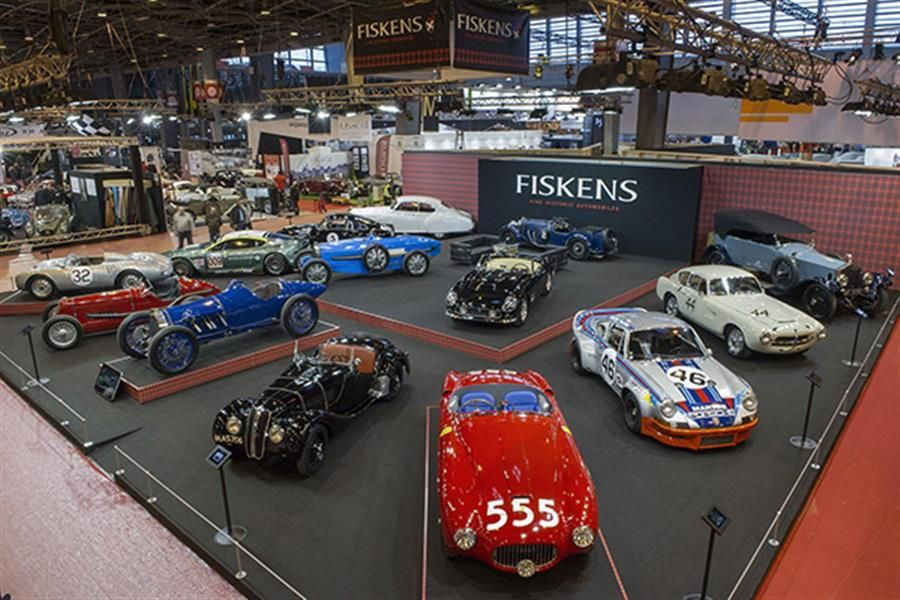 Fiskens launch Retromobile Retrospective film to announce return to the event in 25th anniversary