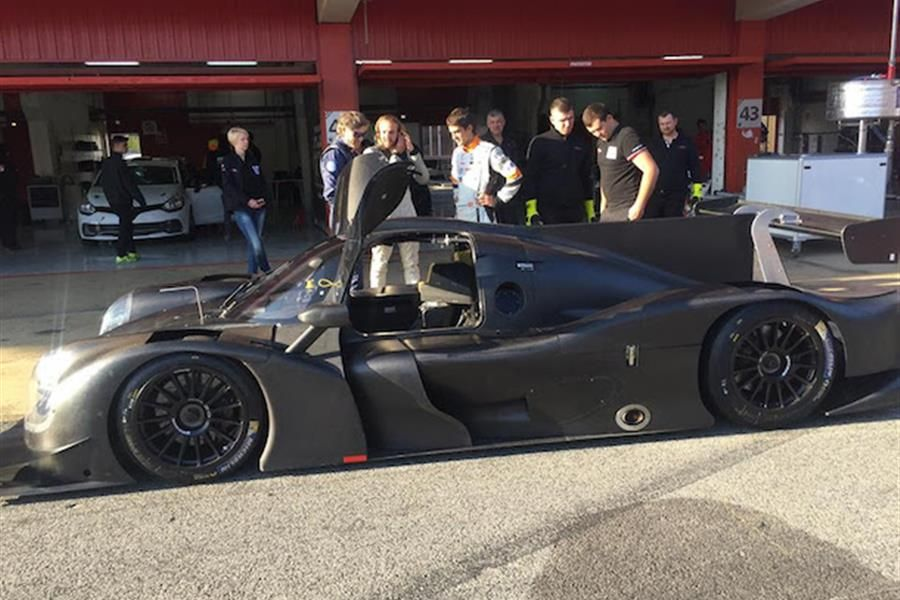 Ambitious goals for BE Motorsport with new Ligier LMP3