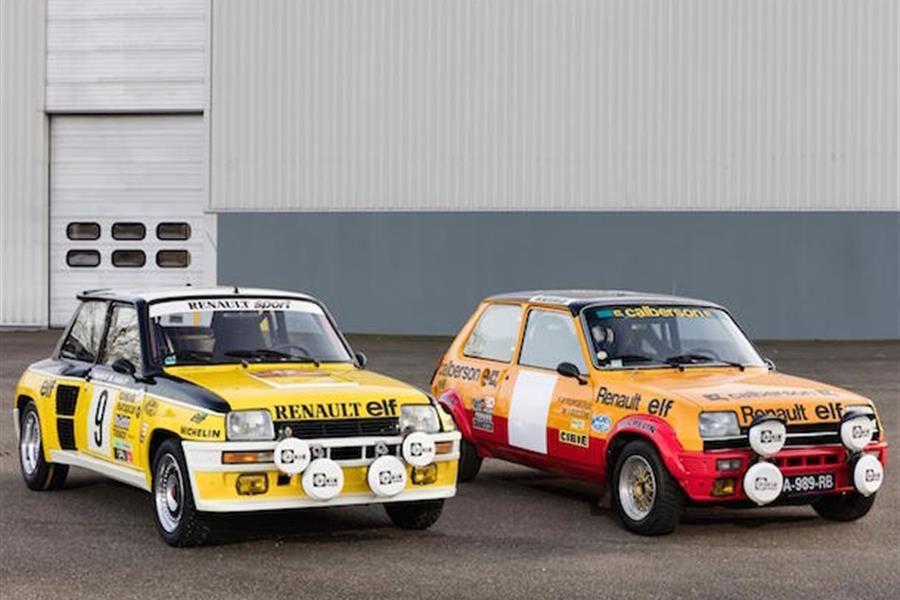 Four Renault crews for Rallye Monte-Carlo Historique - News - Racecar