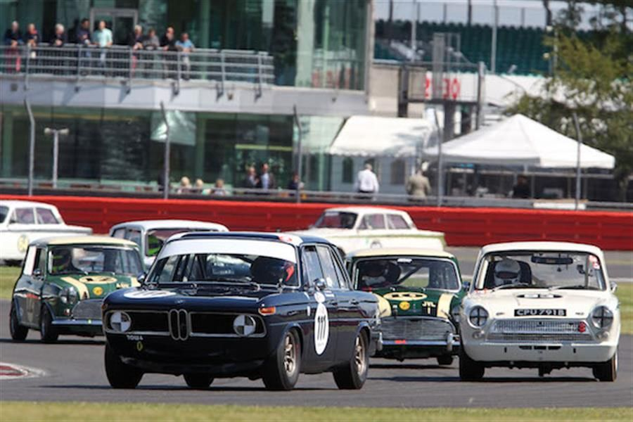 Tin-Top Sunday At The Silverstone Classic