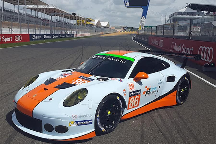 Gulf Racing for WEC in 2016