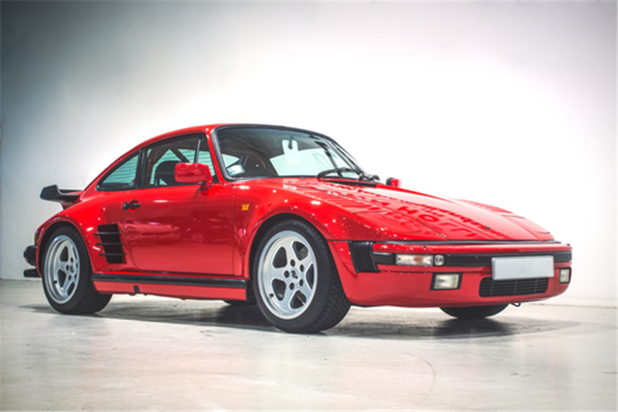 1993 Porsche RUF 964  RCT Under the hammer this Friday at Race Retro