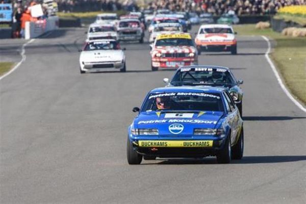 JD Classics takes a win and a podium at 74th Goodwood Members' Meeting