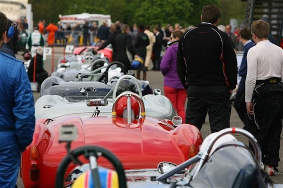 Motor Racing Legends set to launch the season at Donington Historic Festival