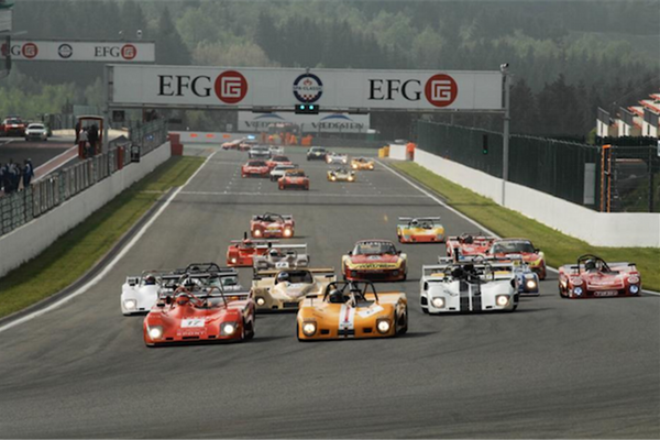 Excitement builds for 2016 Spa Classic