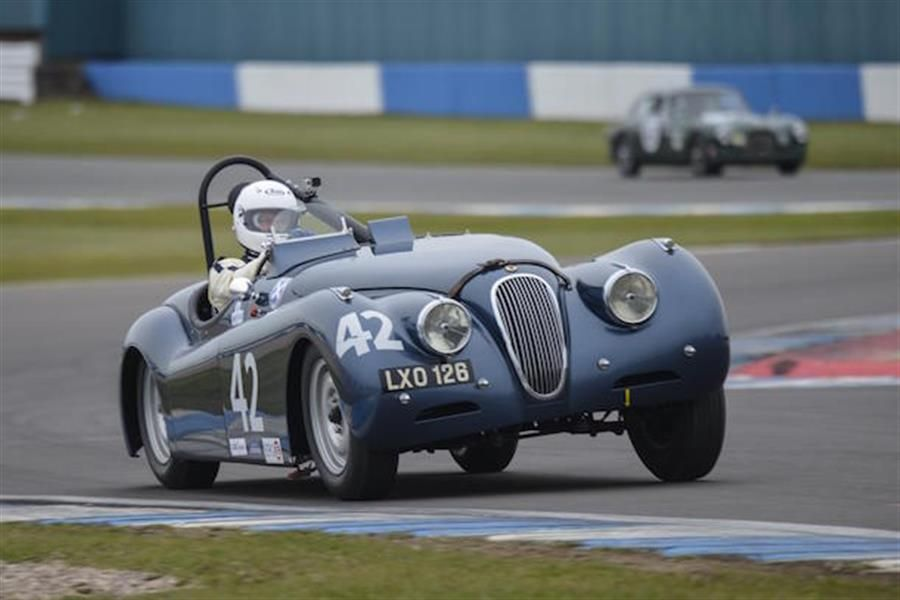 JD Classics scores two superb victories at prestigious Donington Historic Festival