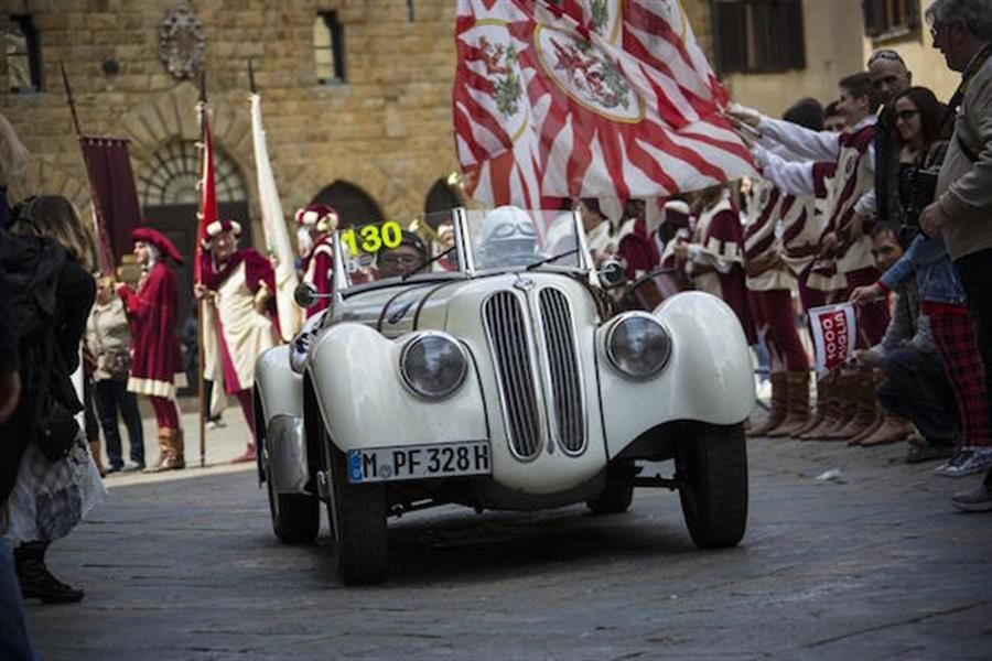 Mille Miglia: 4 stages, 1000 miles and the BMW 328