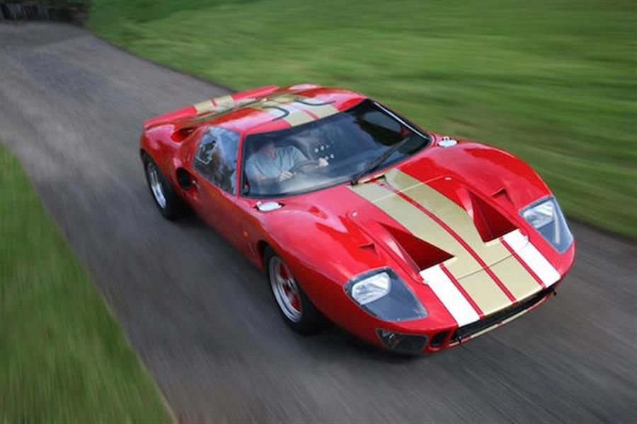 Le Mans Coupes stunning Superformance GT40 evocations