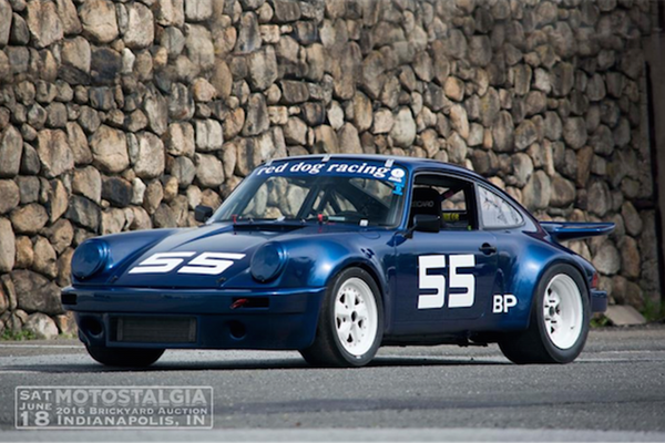 1974 Porsche 911 Carrera RSR at Motostalgia