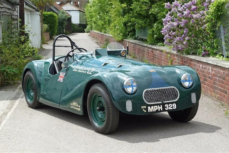 Chateau Impney Hill Climb Auction Features 1948 Connaught L2