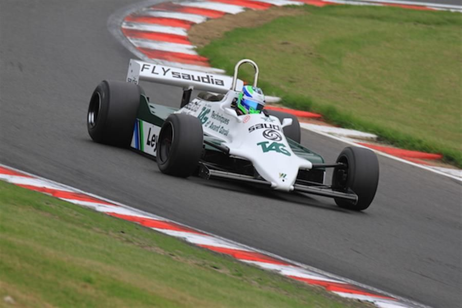 Masters Historic F1: Padmore's Double Donington Delight‏