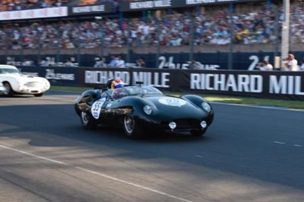 JD Classics claims 4 race wins, a pole and podium at Le Mans Classic