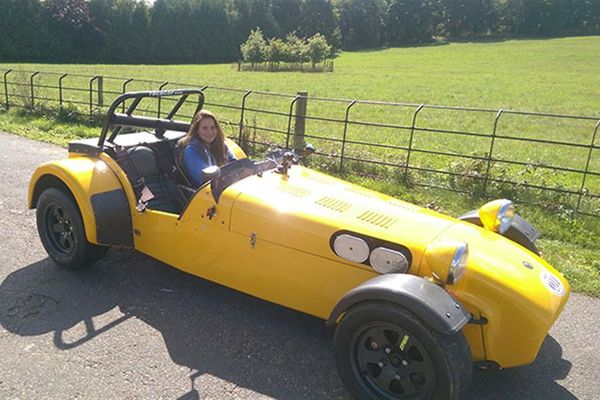 2016 Shere Hill Climb: 4th September