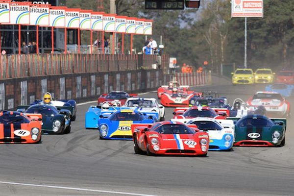 Silverstone Classic set for Sports Car scorcher