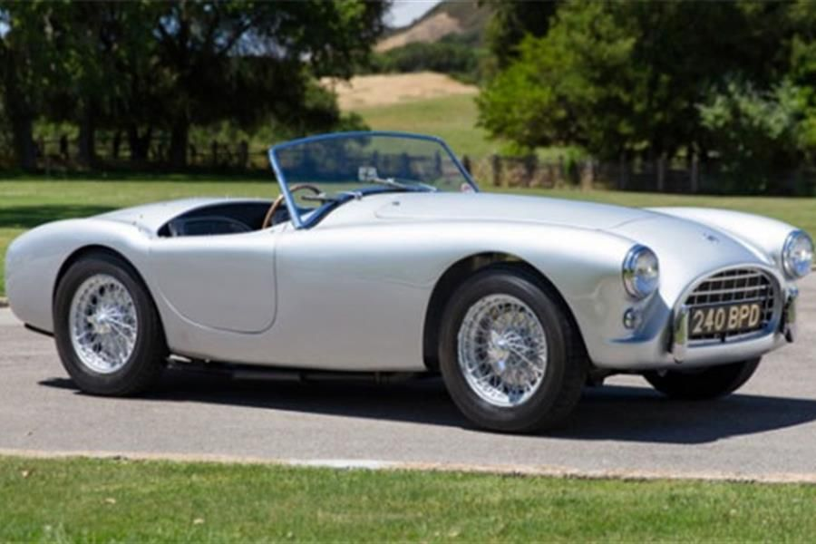 AC Ace Bristol on offer at Pebble Beach