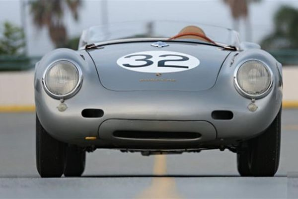 1958 Porsche 550A Spyder - still available from Gooding and Co