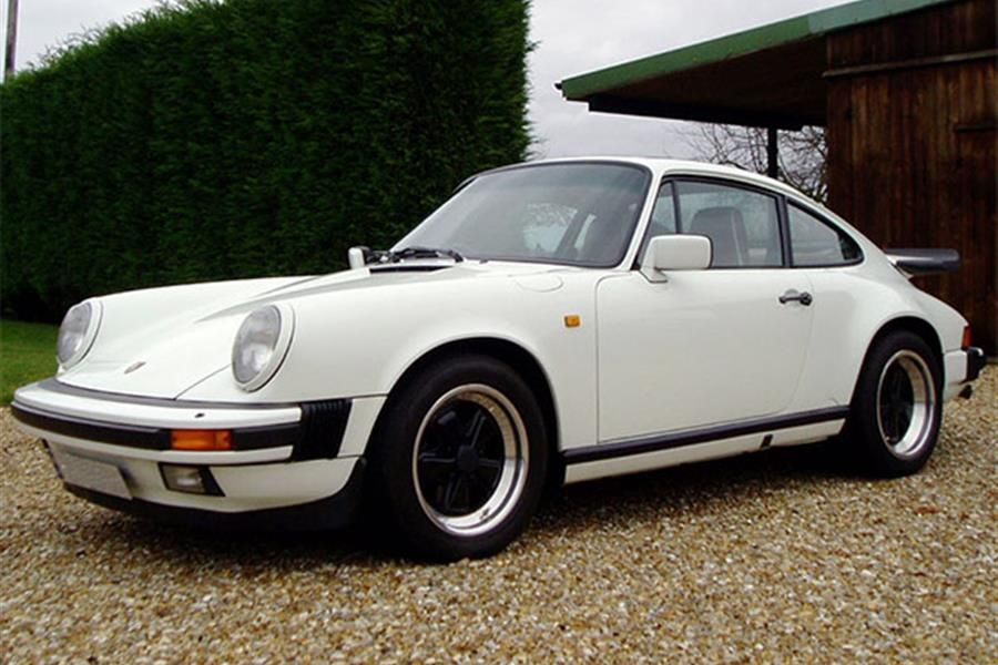 1989 Porsche 911 Carrera 3.2 Sport at Imperial War Museum Auction